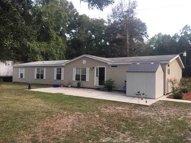 602 NE 400th Ave, Old Town, FL 32680 (MLS #778770) :: Pristine Properties