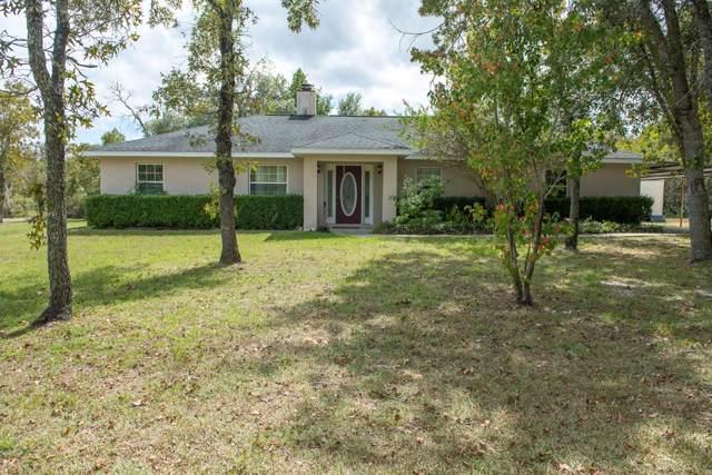 11190 NE 60th St, Bronson, FL 32621 (MLS #778777) :: Pristine Properties