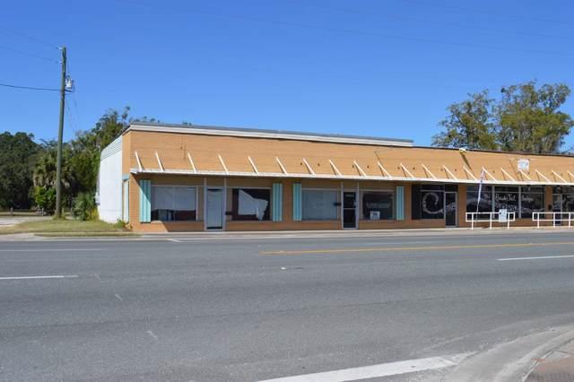 20 S Main Street, Chiefland, FL 32628 (MLS #778801) :: Pristine Properties