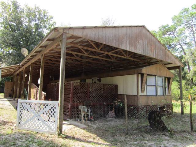 11990 NW 110th Terrace, Chiefland, FL 32626 (MLS #778831) :: Pristine Properties