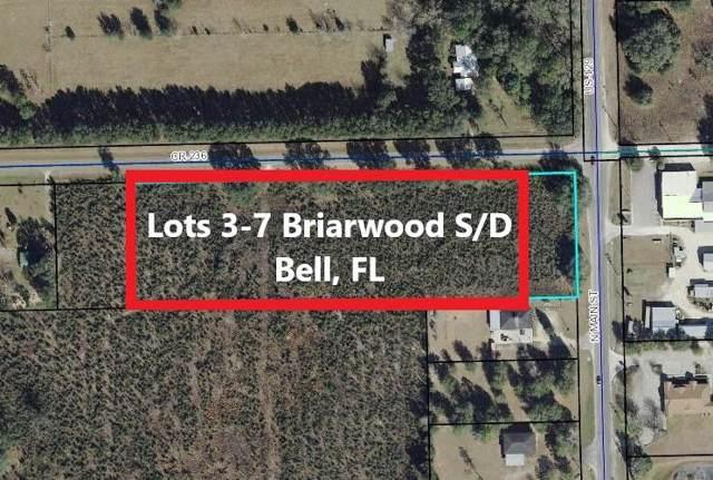 Lot 3 Cr 236 NW, Bell, FL 32619 (MLS #778843) :: Pristine Properties