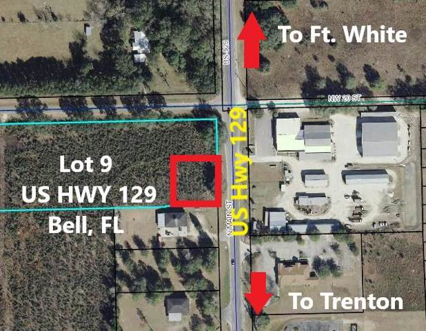 Lot 9 Us Hwy 129 N, Bell, FL 32619 (MLS #778845) :: Pristine Properties