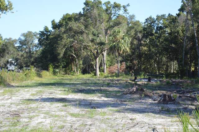 Lot 6 Fifth St NW, Steinhatchee, FL 32359 (MLS #778910) :: Pristine Properties