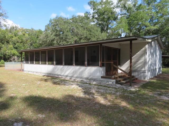 561 SW 351 HWY, Cross City, FL 32628 (MLS #778979) :: Pristine Properties