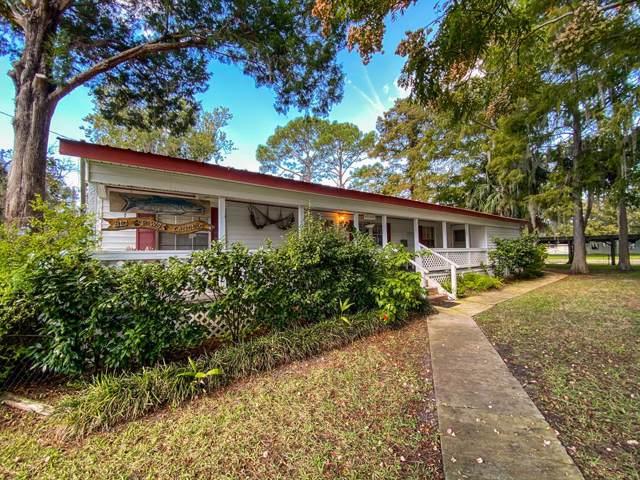 52 SE 897 Ave, Suwannee, FL 32692 (MLS #779005) :: Pristine Properties