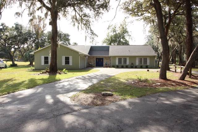 11248 NW 93rd Ave, Chiefland, FL 32626 (MLS #779068) :: Pristine Properties
