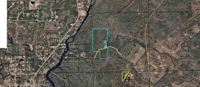 SW  248 Sw 248 Ave., Steinhatchee, FL 32359 (MLS #779118) :: Pristine Properties