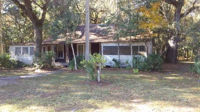 1201 NE Hwy 351, Cross City, FL 32628 (MLS #779119) :: Pristine Properties