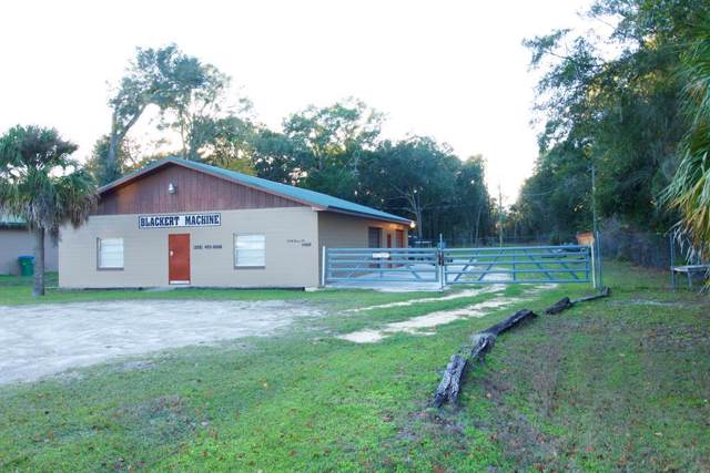 14038 NW Hwy 19, Chiefland, FL 32626 (MLS #779130) :: Pristine Properties