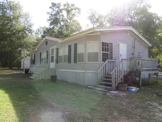 6419 NW 8th Street, Bell, FL 32619 (MLS #779147) :: Pristine Properties