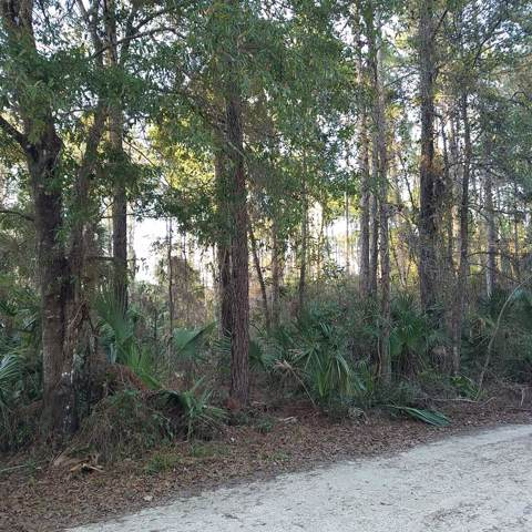 72nd Lane SW, Cedar Key, FL 32625 (MLS #779233) :: Compass Realty of North Florida