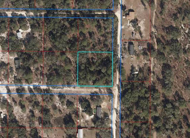 Lot 15 78th Lane NE, Bronson, FL 32621 (MLS #779273) :: Pristine Properties