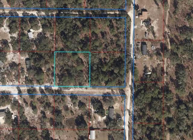 Lot 14 78th Lane NE, Bronson, FL 32621 (MLS #779275) :: Pristine Properties