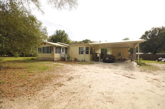 7460 NW 142nd  St, Chiefland, FL 32693 (MLS #779276) :: Pristine Properties