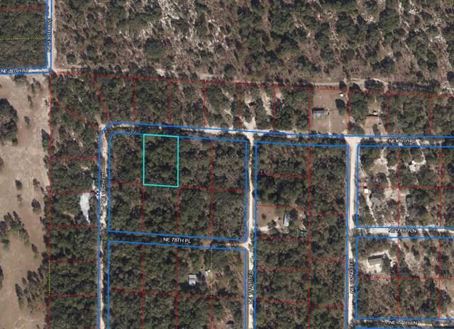 Lot 3 79th Place NE, Bronson, FL 32621 (MLS #779305) :: Pristine Properties