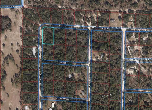 Lot 4 79th Place NE, Bronson, FL 32621 (MLS #779306) :: Pristine Properties