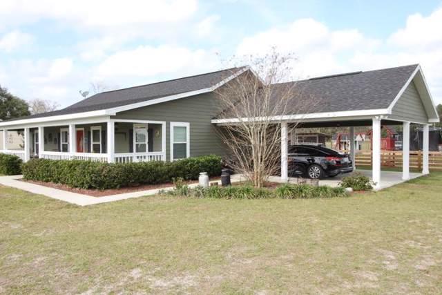 7291 NW 160th St, Trenton, FL 32693 (MLS #779316) :: Pristine Properties