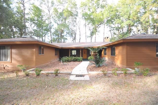 9391 NW 110TH St, Chiefland, FL 32626 (MLS #779332) :: Pristine Properties