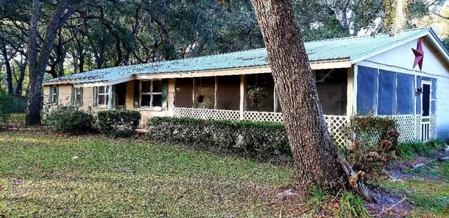 7351 Nw 150th St, Chiefland, FL 32626 (MLS #779341) :: Pristine Properties