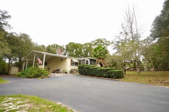 17311 83rd Ct, Fanning Springs, FL 32693 (MLS #779440) :: Pristine Properties