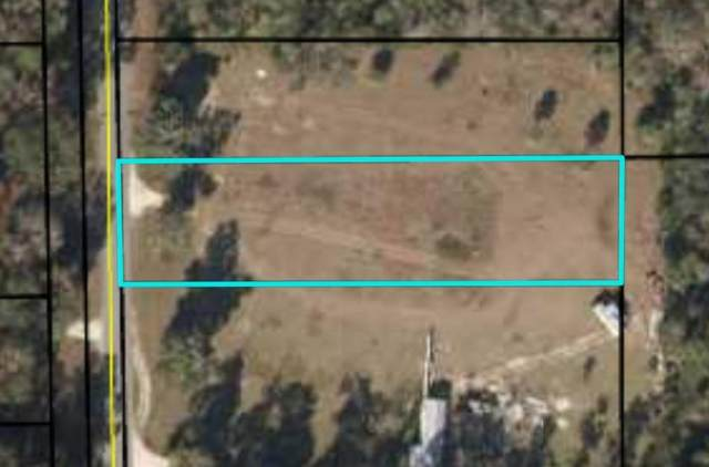Chavous Road (592Nd Street), Old Town, FL 32680 (MLS #779496) :: Better Homes & Gardens Real Estate Thomas Group