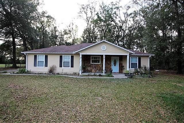 1006 NW 12 Drive, Chiefland, FL 32626 (MLS #779572) :: Pristine Properties
