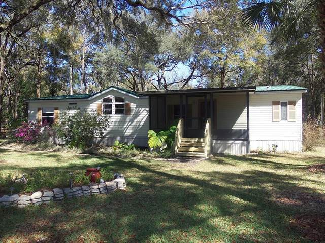 9151 NW 131st Place, Chiefland, FL 32626 (MLS #779614) :: Pristine Properties