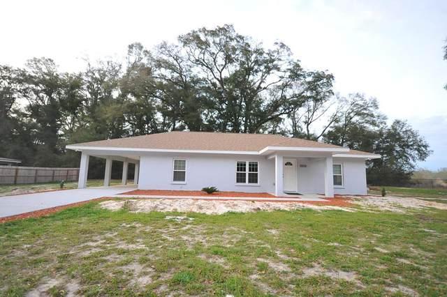 3640 W Strickland Ave, Bell, FL 32693 (MLS #779651) :: Pristine Properties