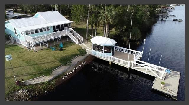 506 Cedar St Ne, Steinhatchee, FL 32359 (MLS #779739) :: Pristine Properties
