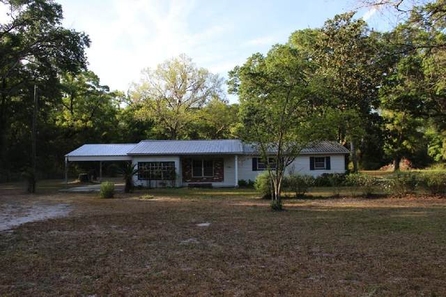 240 NE 143rd Avenue, Old Town, FL 32680 (MLS #779811) :: Pristine Properties
