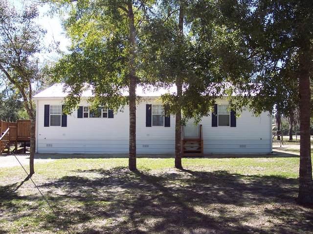 1301 2 Nd Ave Ne, Steinhatchee, FL 32359 (MLS #779813) :: Pristine Properties