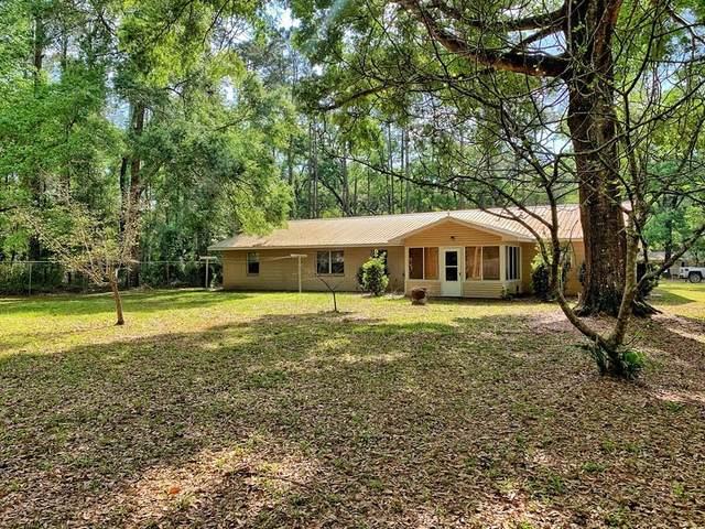 115 NW 8 St, Chiefland, FL 32626 (MLS #779817) :: Pristine Properties