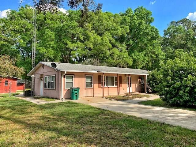 117 NW 8 St, Chiefland, FL 32626 (MLS #779818) :: Pristine Properties