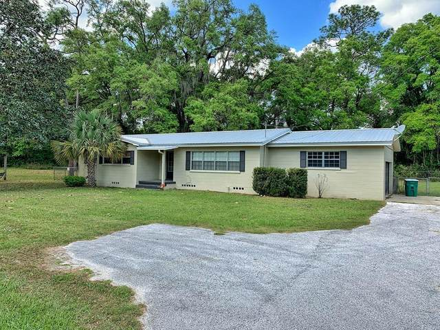 1218 NW 19 Ave, Chiefland, FL 32626 (MLS #779822) :: Pristine Properties