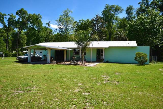9219 Florida St, Fanning Springs, FL 32693 (MLS #779902) :: Better Homes & Gardens Real Estate Thomas Group