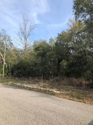 Lot 5 Canal Street, Fanning Springs, FL 32693 (MLS #779936) :: Bridge City Real Estate Co.