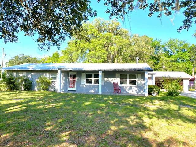 11731 NW 78th Terr, Chiefland, FL 32626 (MLS #779945) :: Pristine Properties