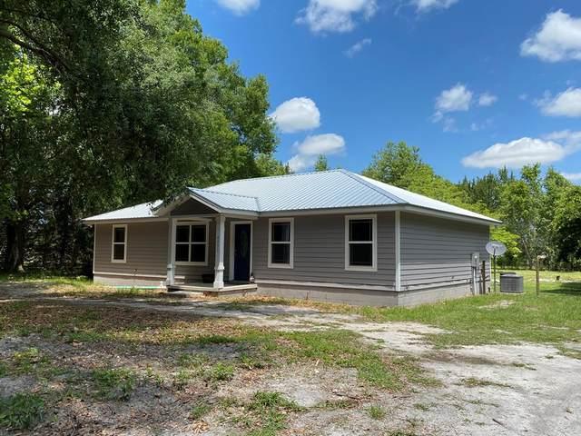 6131 NW 165th St, Trenton, FL 32693 (MLS #779959) :: Pristine Properties