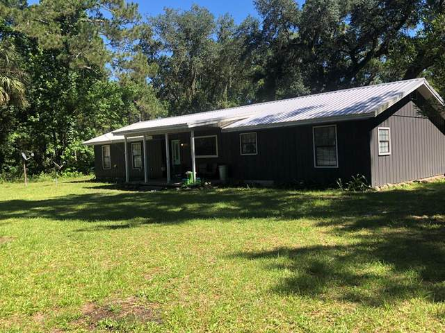 226 NE Ne 89th Street, Cross City, FL 32628 (MLS #779968) :: Compass Realty of North Florida