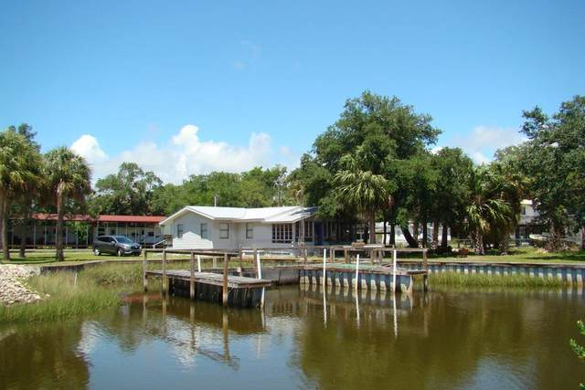 130 E 6th Ave East, Horseshoe Beach, FL 32648 (MLS #779980) :: Bridge City Real Estate Co.