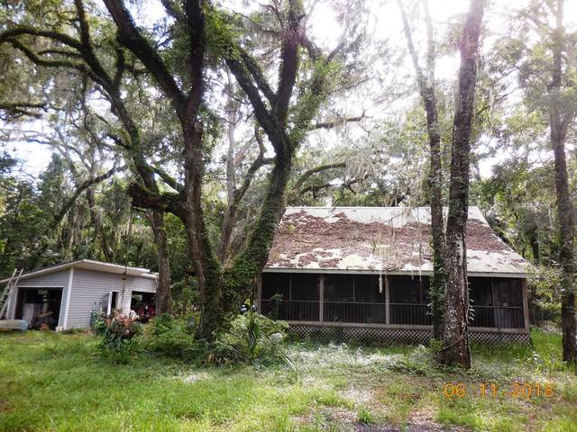8651 NW 50 Ave, Chiefland, FL 32626 (MLS #779981) :: Bridge City Real Estate Co.