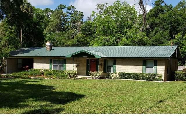 591 NE 144th Street, Cross City, FL 32628 (MLS #780003) :: Compass Realty of North Florida
