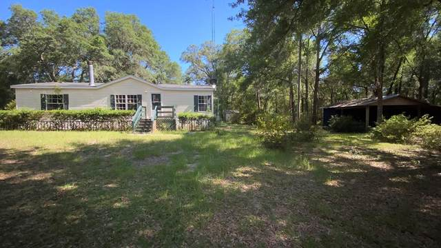 10850 NE 100th Ln, Archer, FL 32618 (MLS #780014) :: Compass Realty of North Florida