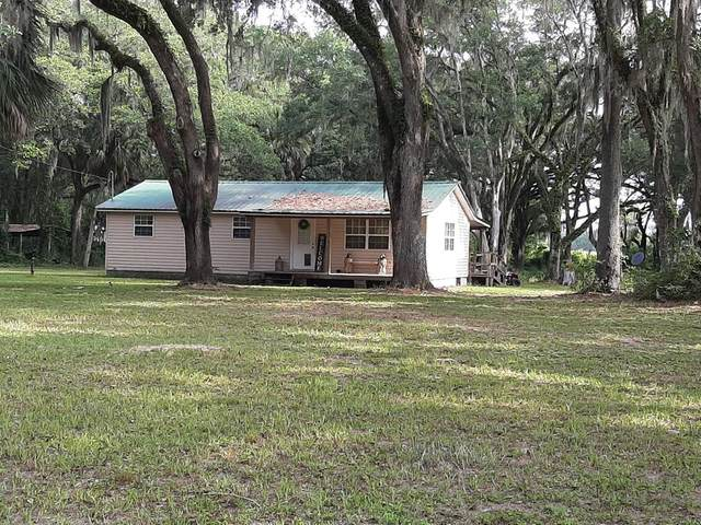 339 SE 122nd Ave, Old Town, FL 32680 (MLS #780048) :: Pristine Properties