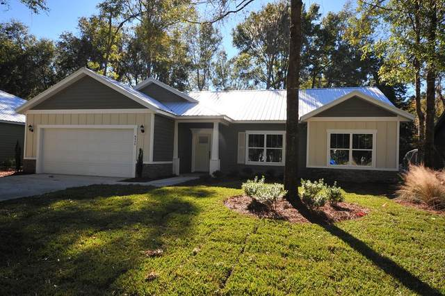 9340 Greenways Lane, Fanning Springs, FL 32693 (MLS #780097) :: Compass Realty of North Florida