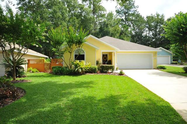 12224 NW 10th Pl, Newberry, FL 32669 (MLS #780113) :: Compass Realty of North Florida