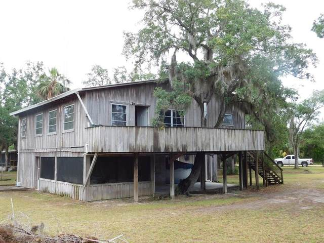 395 SW 468 Ave, Steinhatchee, FL 32359 (MLS #780116) :: Compass Realty of North Florida