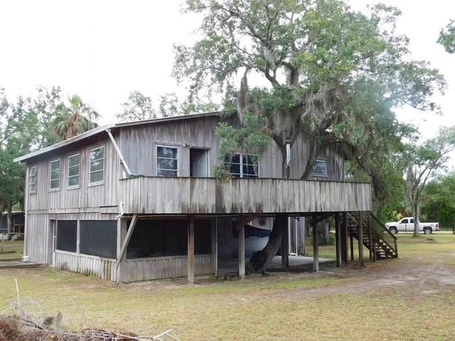 395 SW 468 Ave, Steinhatchee, FL 32359 (MLS #780116) :: Bridge City Real Estate Co.