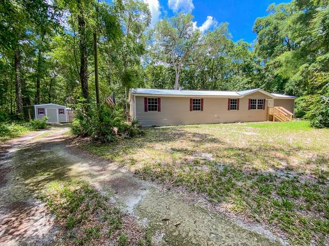 605 NE 219 AVE, Old Town, FL 32680 (MLS #780117) :: Compass Realty of North Florida