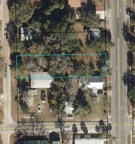 192 126 St NE, Cross City, FL 32628 (MLS #780128) :: Compass Realty of North Florida